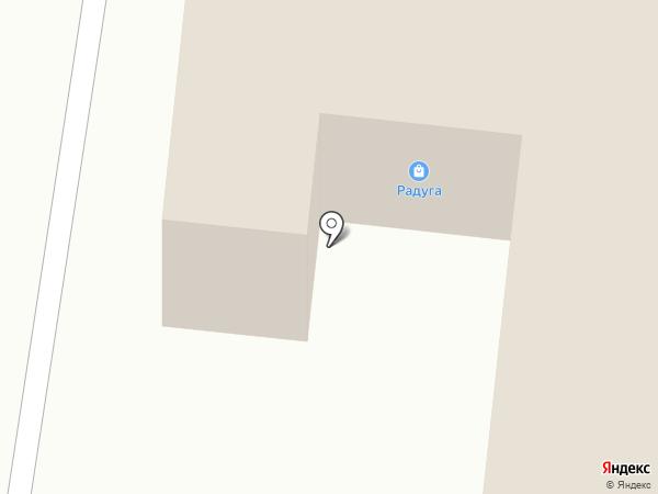 Домашний очаг на карте Курска