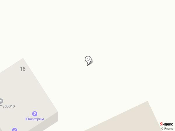 Почтовое отделение №10 на карте Курска