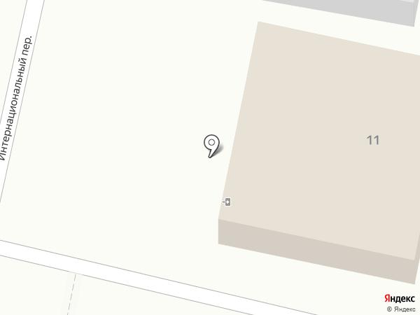 СпартаКом на карте Калуги