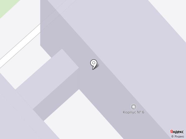 МГТУ на карте Калуги