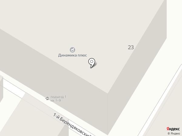 ЭКСПРЕСССТРОЙСНАБ на карте Калуги