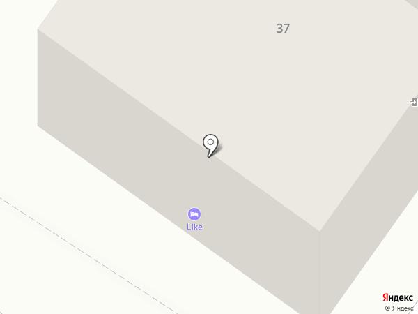 Like Калуга на карте Калуги