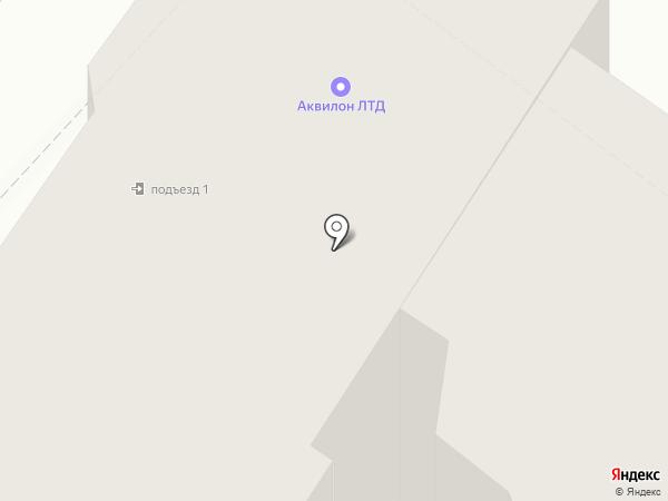 АКВИЛОН ЛТД на карте Калуги