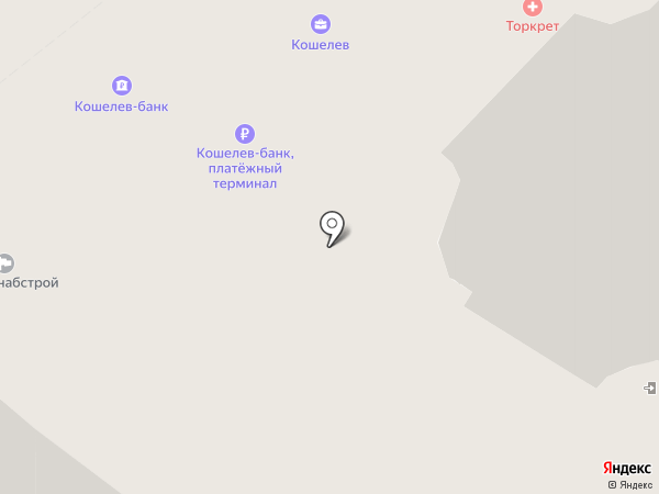 Альянс групп, КПК на карте Калуги