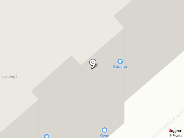 Babor на карте Калуги