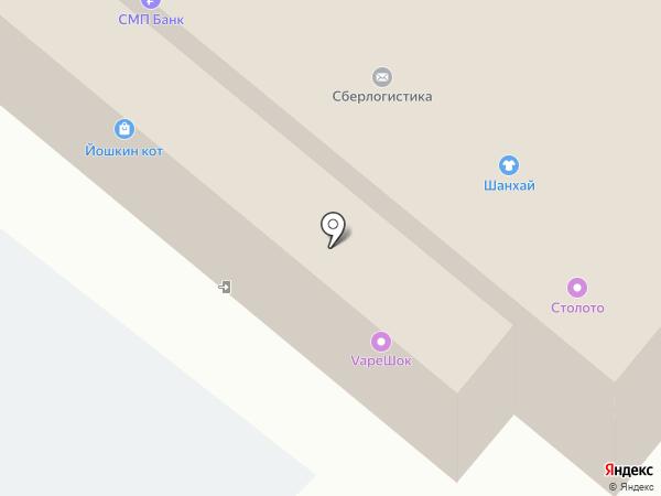 Булочная №1 на карте Калуги