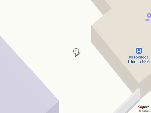 Автовокзал на карте Калуги