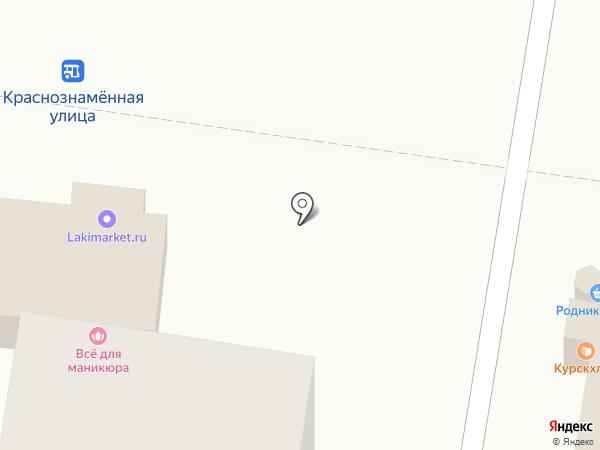 День Ночь на карте Курска