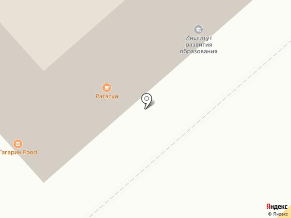 Калужский Государственный институт развития образования на карте Калуги