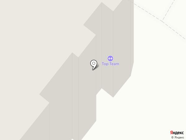 Березка на карте Калуги