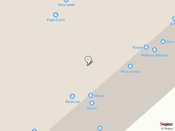 PAPA CARLO на карте Калуги