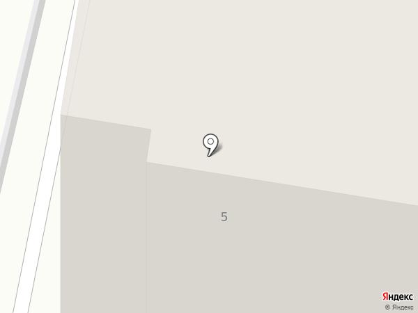 Принт на карте Калуги