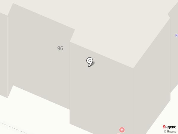 Дагаз на карте Калуги