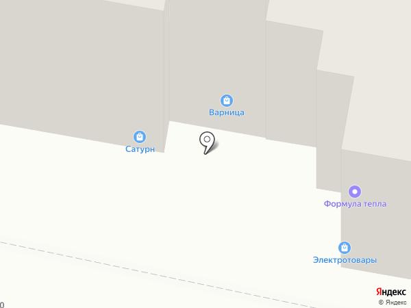 Магазин живого пива на карте Калуги