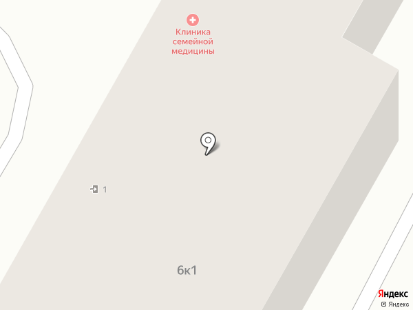 Этек на карте Калуги