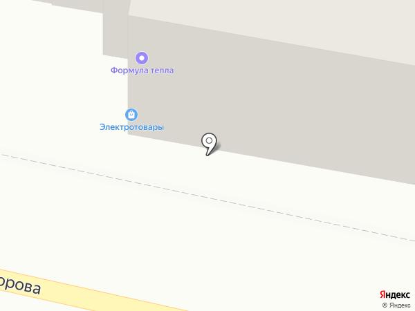 Цветочный магазин на карте Калуги
