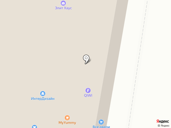 Калужский институт на карте Калуги