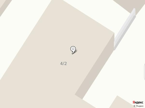 Государственный архив документов по личному составу Калужской области на карте Калуги