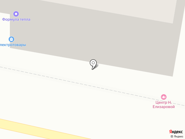 Магазин электротоваров на карте Калуги