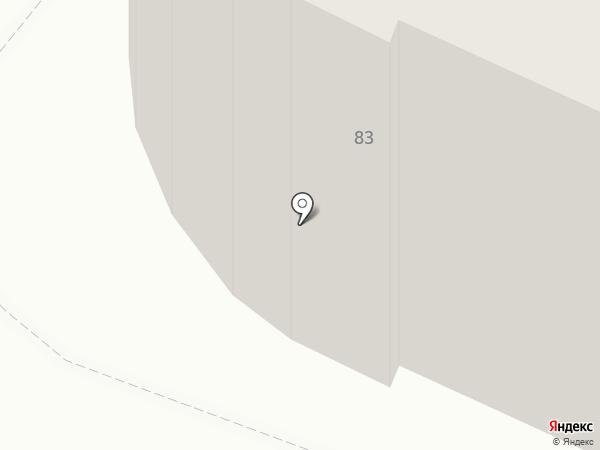 Палитра на карте Калуги