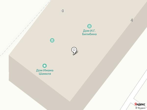 Калужский областной краеведческий музей на карте Калуги