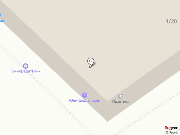 Krausen на карте Калуги