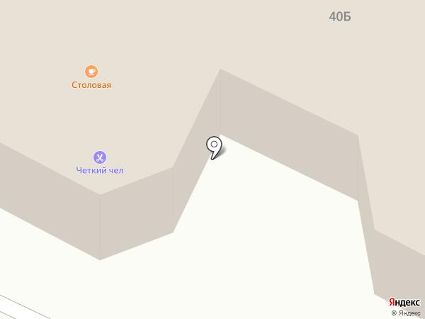 Тракдеталь на карте Калуги