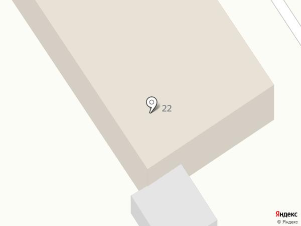КАЛУГАСПЕЦСНАБ на карте Калуги