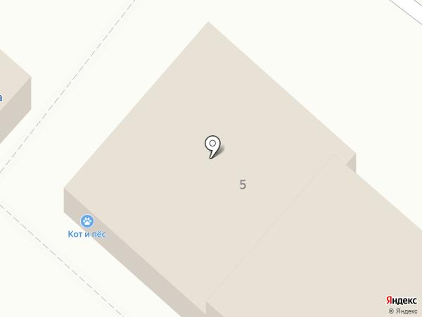 ЮККА на карте Калуги