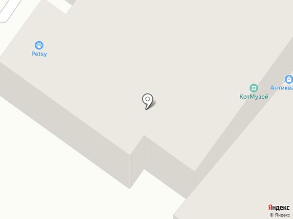Вероника+ на карте Калуги