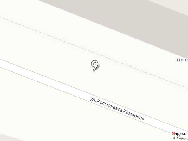 Вереск на карте Калуги