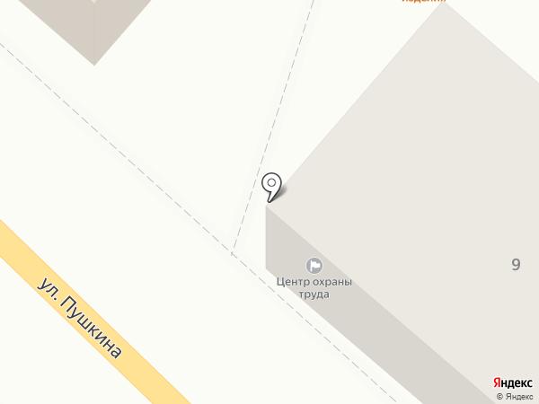Центр охраны труда г. Калуга на карте Калуги