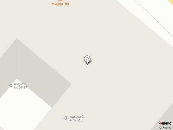 Мираж на карте Калуги