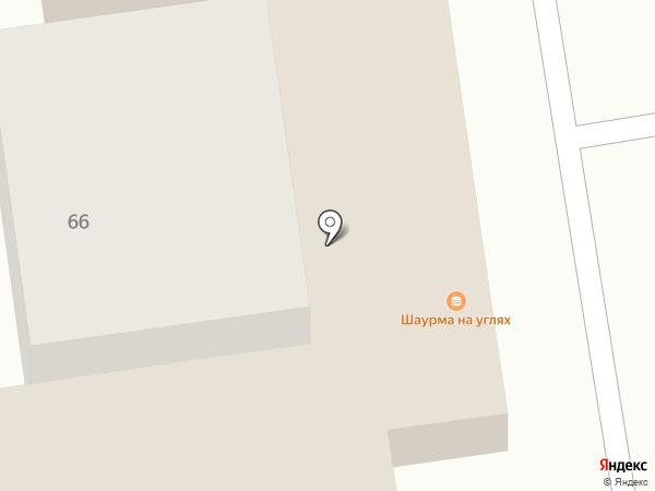 Дом Мебели на карте Калуги