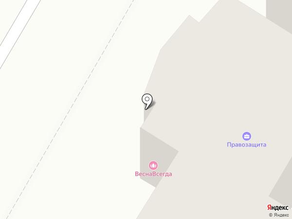 Авторская ногтевая студия Елены Кузьминой на карте Калуги