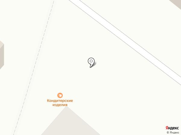 Кондитерские изделия на карте Калуги