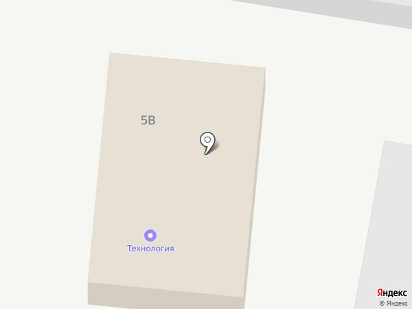 Технология на карте Курска