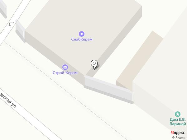 Агентство по резке стекла на карте Калуги