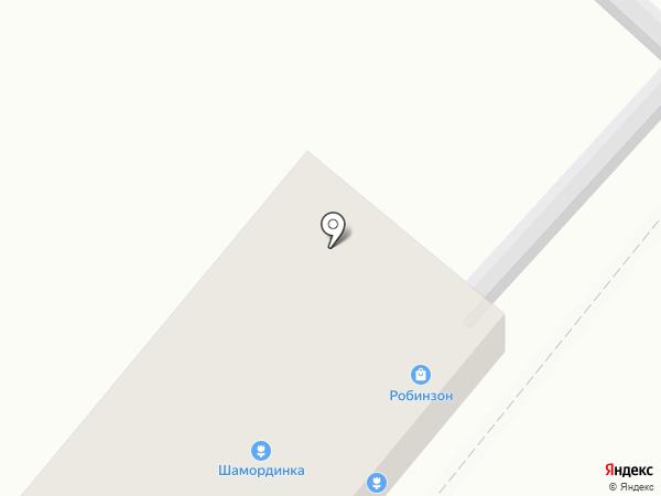 Калуга на карте Калуги