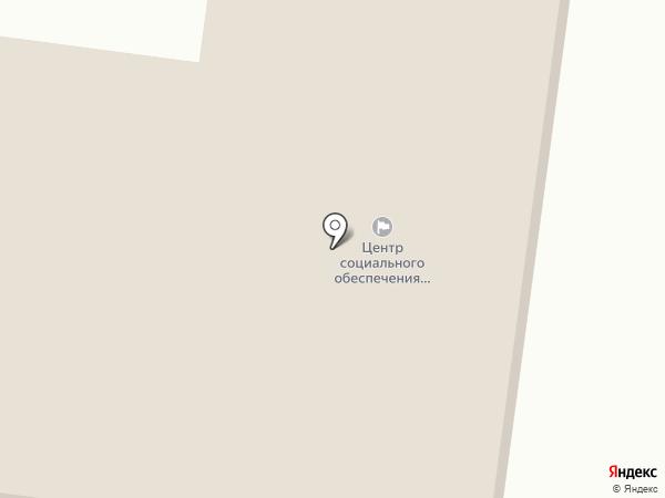 Центр социального обеспечения военного комиссариата Курской области на карте Курска
