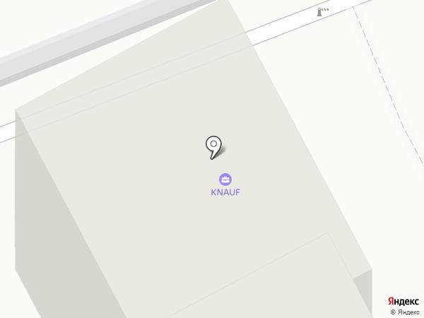 Строй Курс на карте Курска