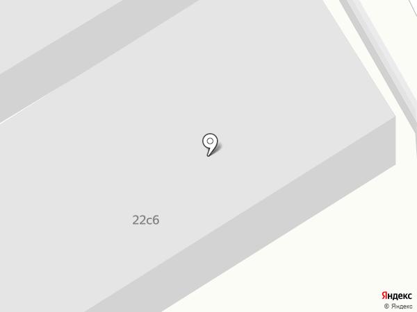 Альфа на карте Калуги