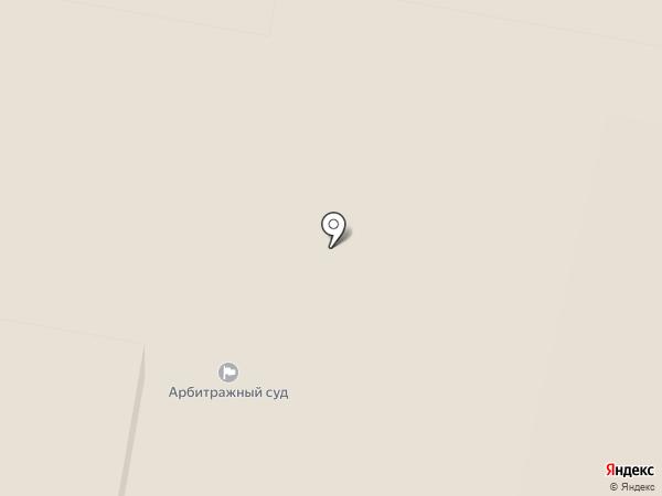 Арбитражный суд Центрального округа на карте Калуги
