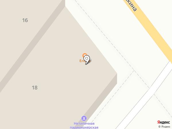 CAFE & BAR JUMANJI на карте Калуги