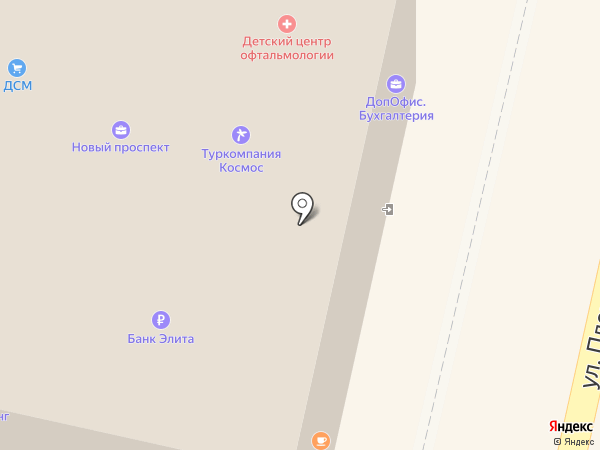 Бинен на карте Калуги