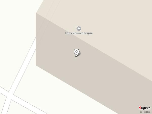 Государственная жилищная инспекция Калужской области на карте Калуги