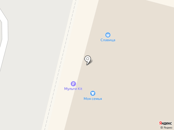 ЗаОдно на карте Калуги