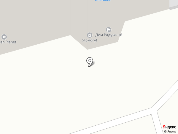 Дом Радужный на карте Калуги
