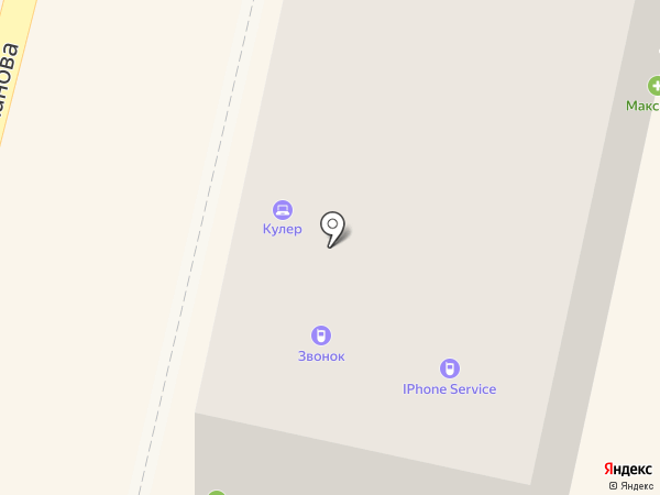 Beer House на карте Калуги