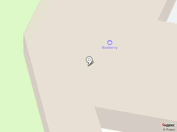 Таганка на карте Калуги